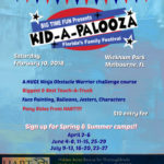 Kid-A-Palooza and HART – this weekend!