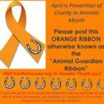 Animal Cruelty Prevention Month